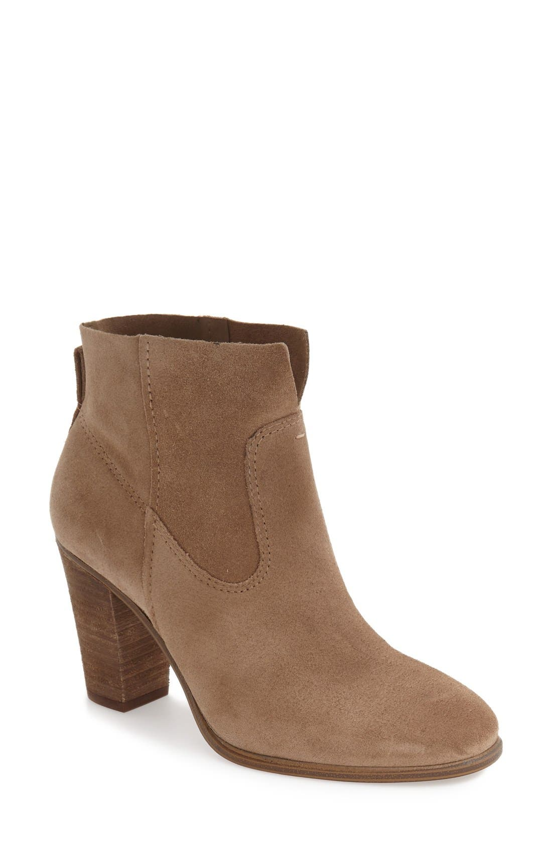 Alternate Image 1 Selected - Vince Camuto 'Feina' Bootie (Women) (Nordstrom Exclusive)