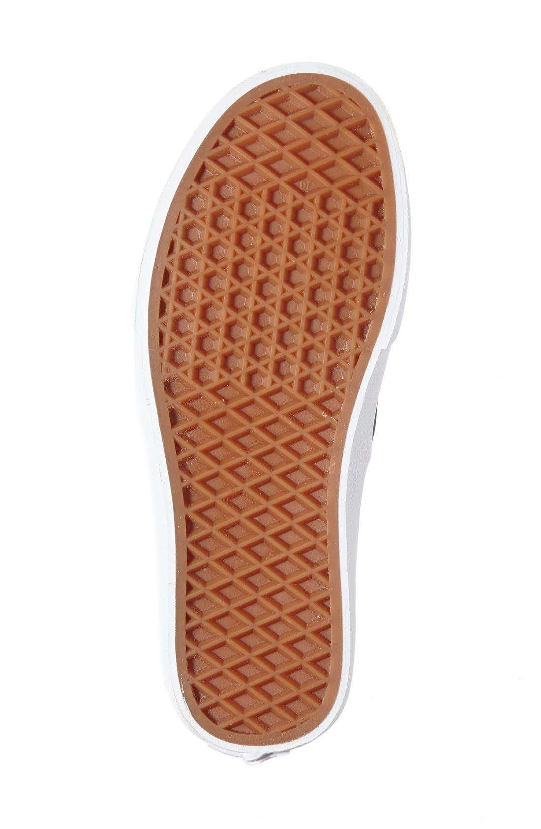Alternate Image 4  - Vans SF Slip-On Sneaker (Women)