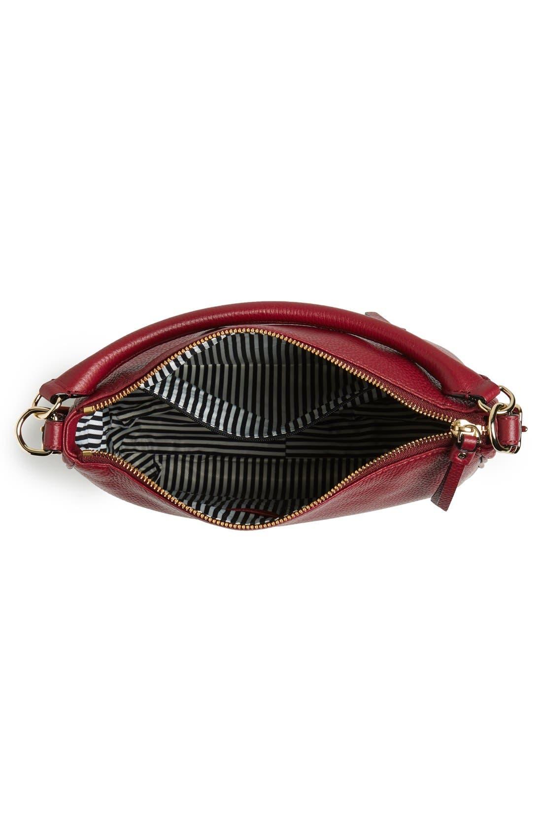 Alternate Image 5  - kate spade new york 'cobble hill - small ella' leather satchel
