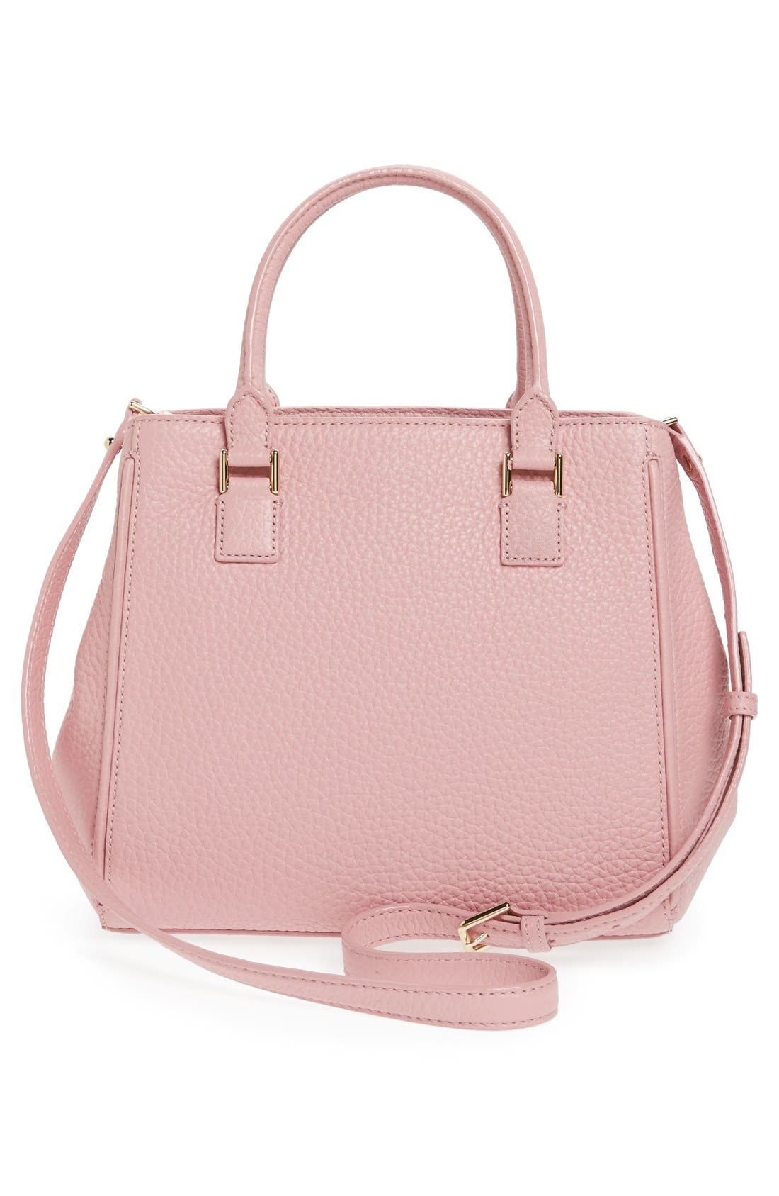 Alternate Image 3  - kate spade new york 'prospect place - maddie' grainy leather satchel