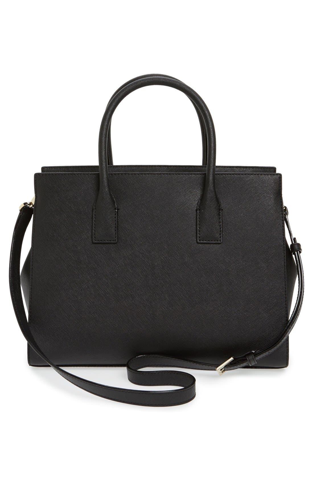 Alternate Image 3  - kate spade new york cameron street - candace leather satchel