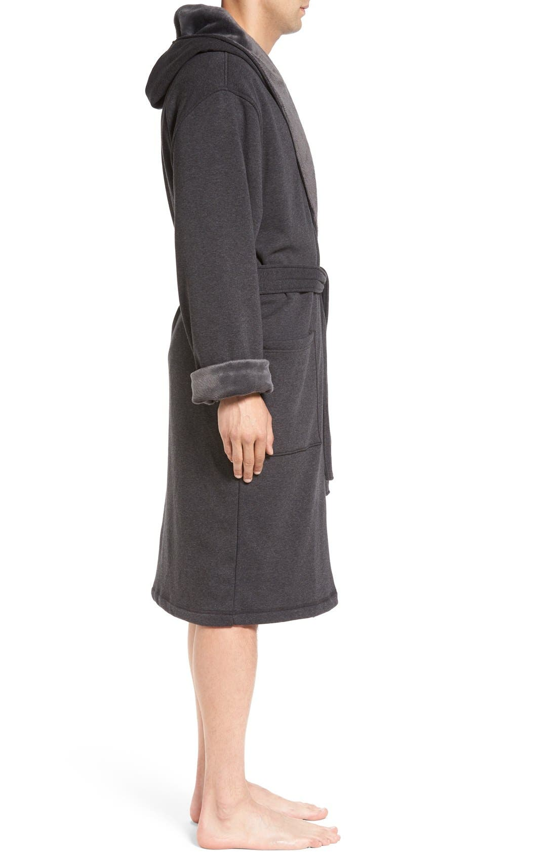 Alternate Image 3  - UGG® 'Brunswick' Robe