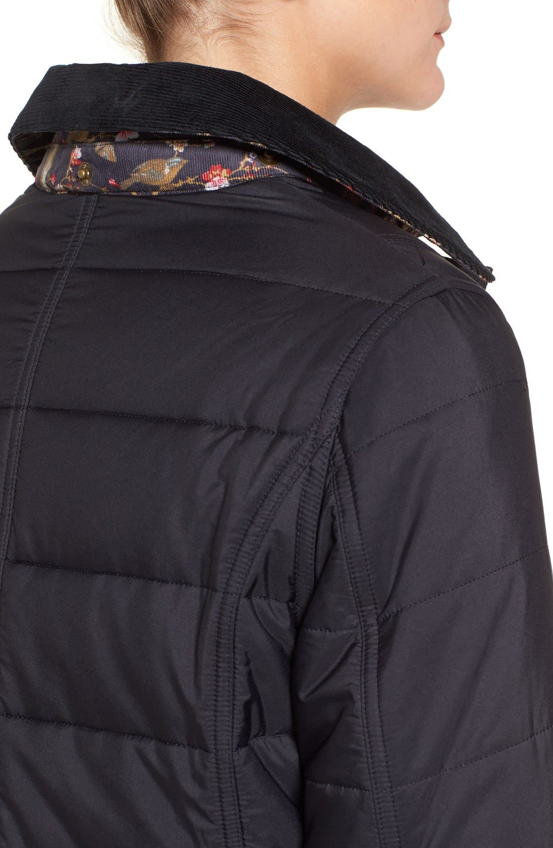 Alternate Image 4  - Barbour 'Ilkley' Water Resistant Quilted Jacket