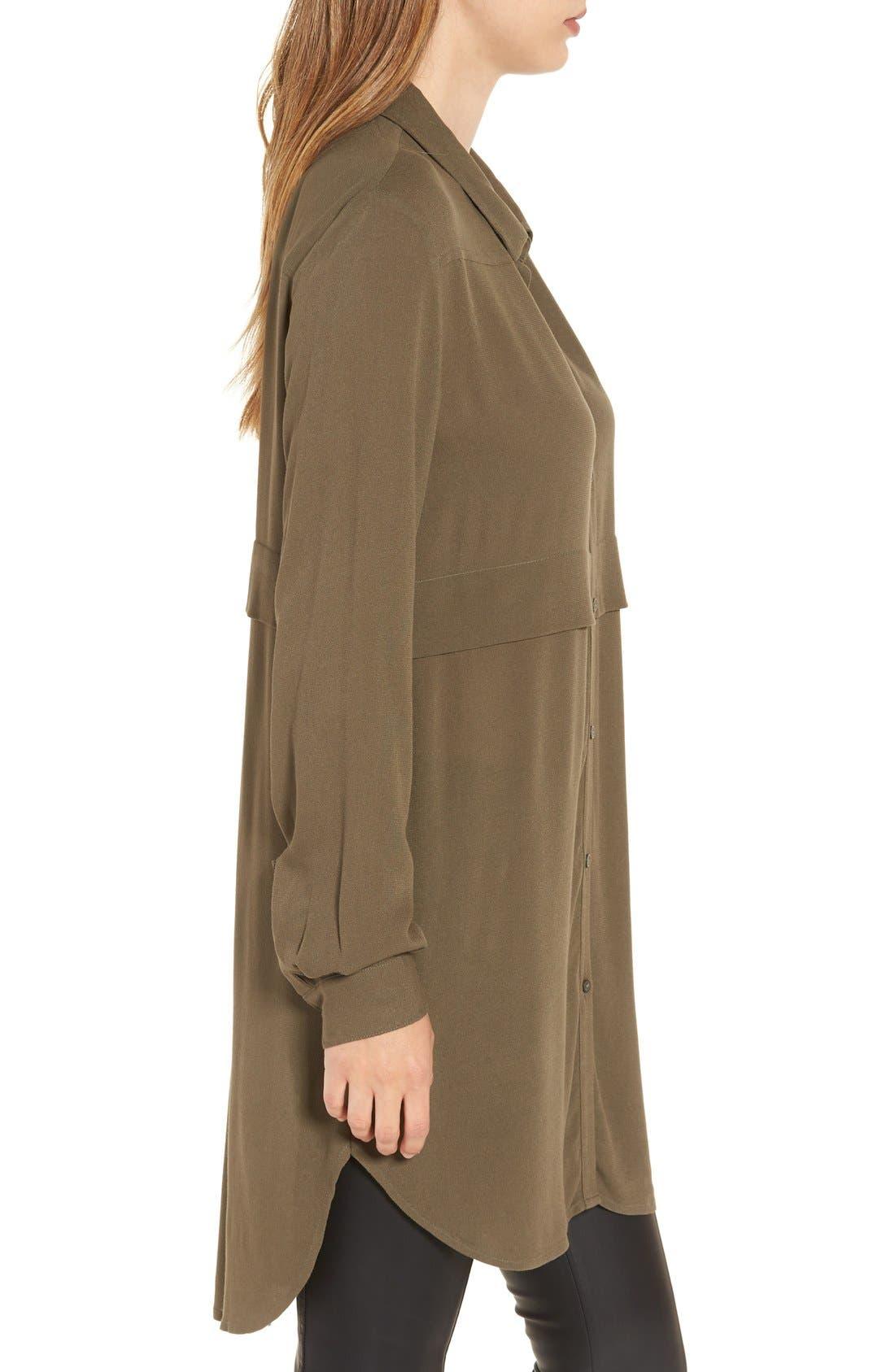 Alternate Image 3  - Leith Long Drapey Tunic