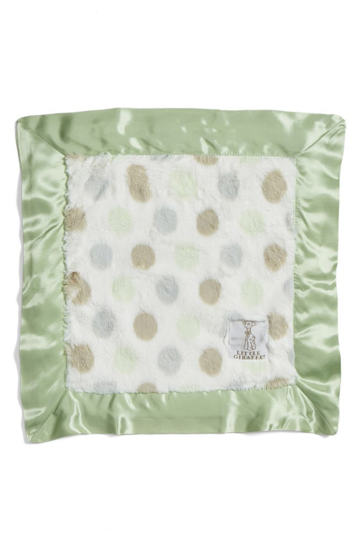 Little Giraffe Luxe Dot Blanket Nordstrom
