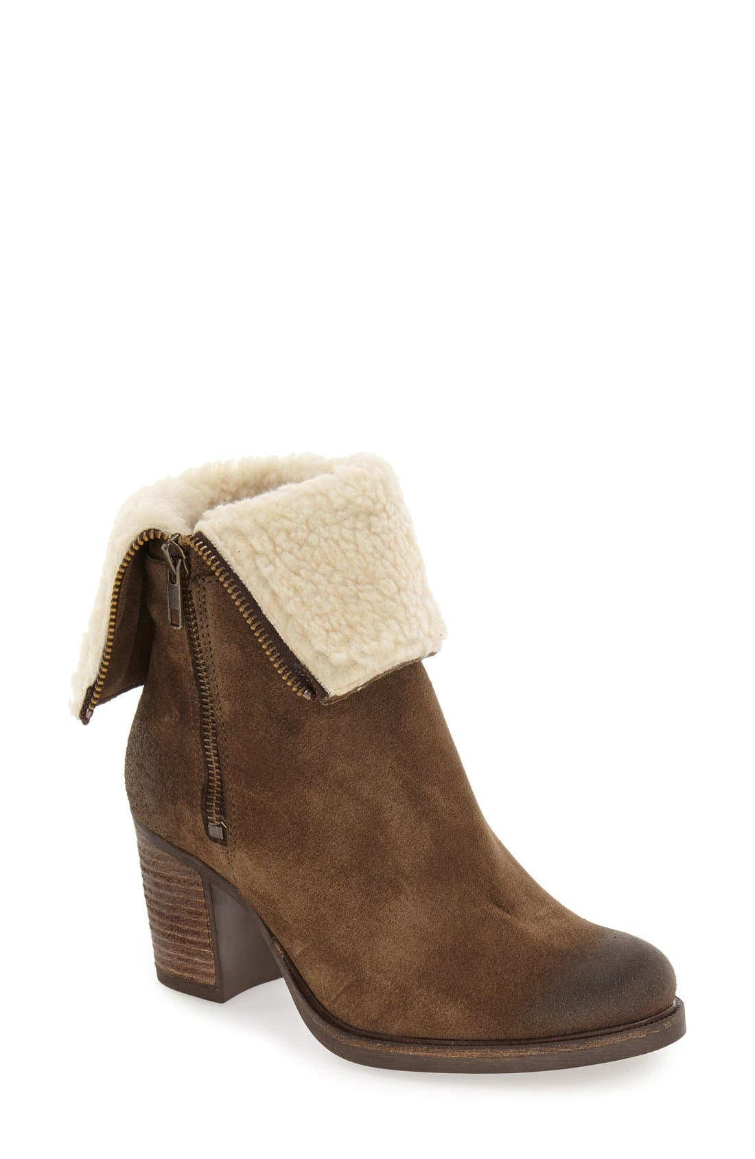 BOS. & CO. 'Beverlee' Waterproof Mid-Calf Boot