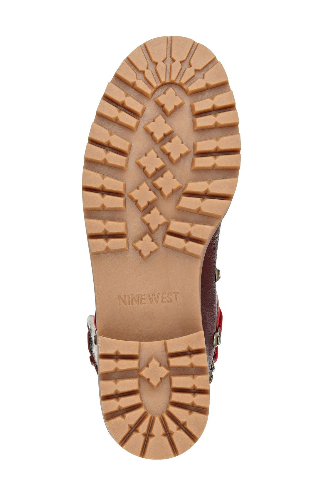 Alternate Image 4  - Nine West 'Orynne' Hiker Boot (Women)