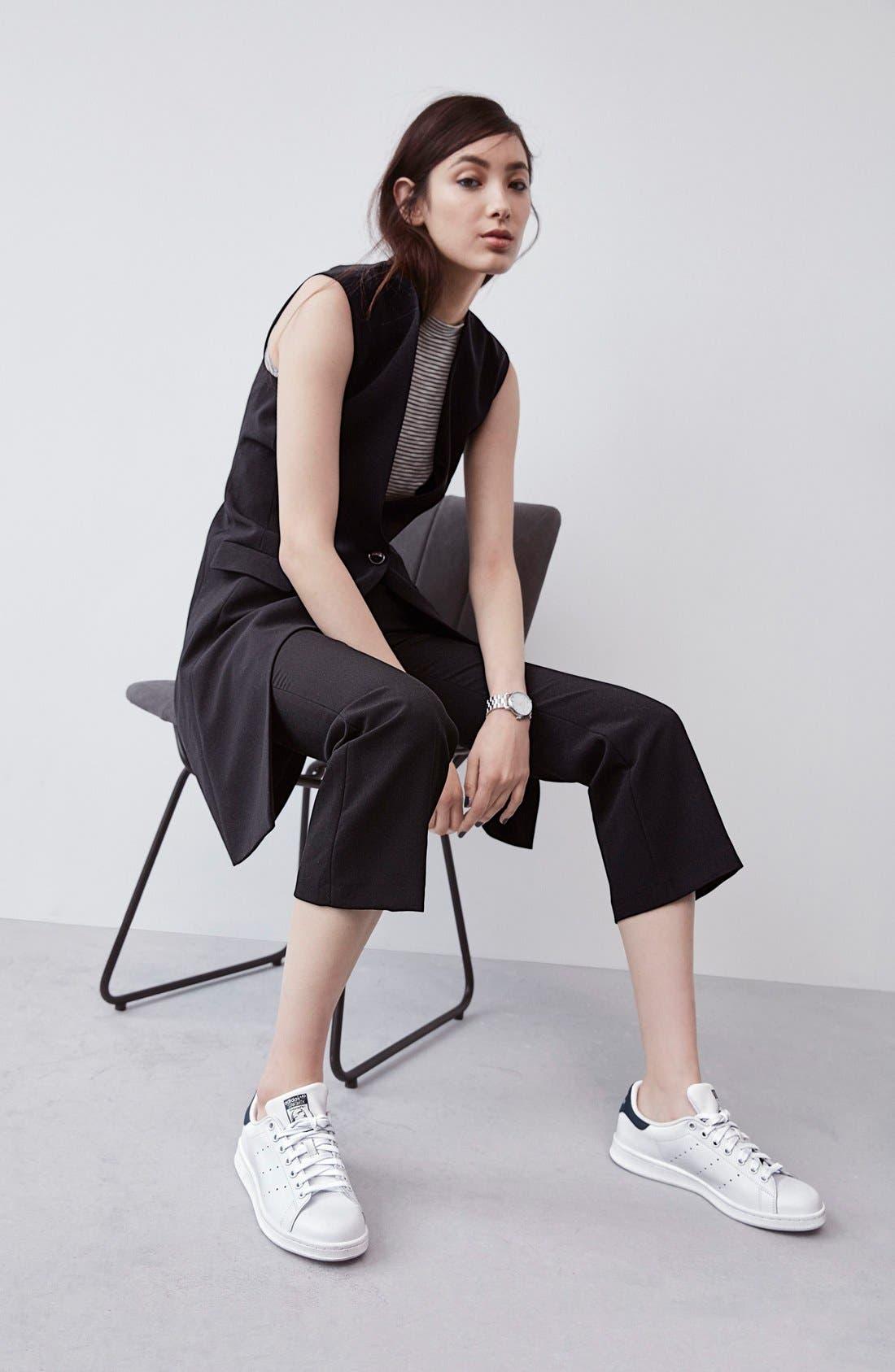 Alternate Image 5  - adidas Stan Smith Sneaker (Women)