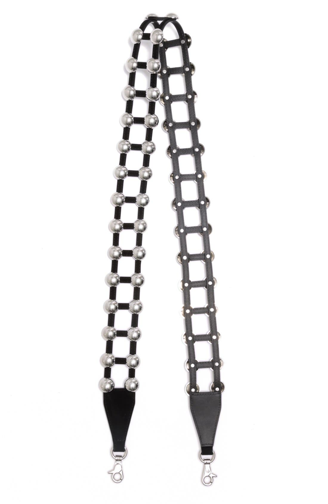 Alexander Wang Studded Guitar Bag Strap