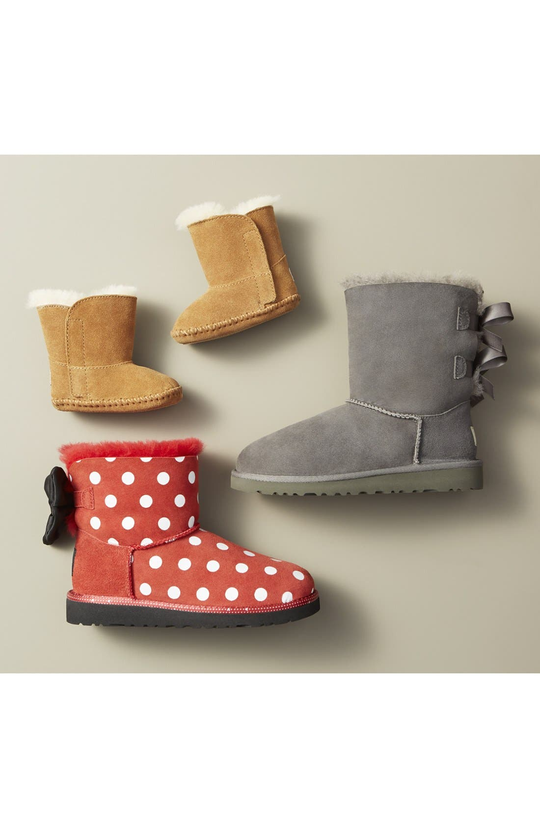Alternate Image 8  - UGG® Caden Boot (Baby & Walker)