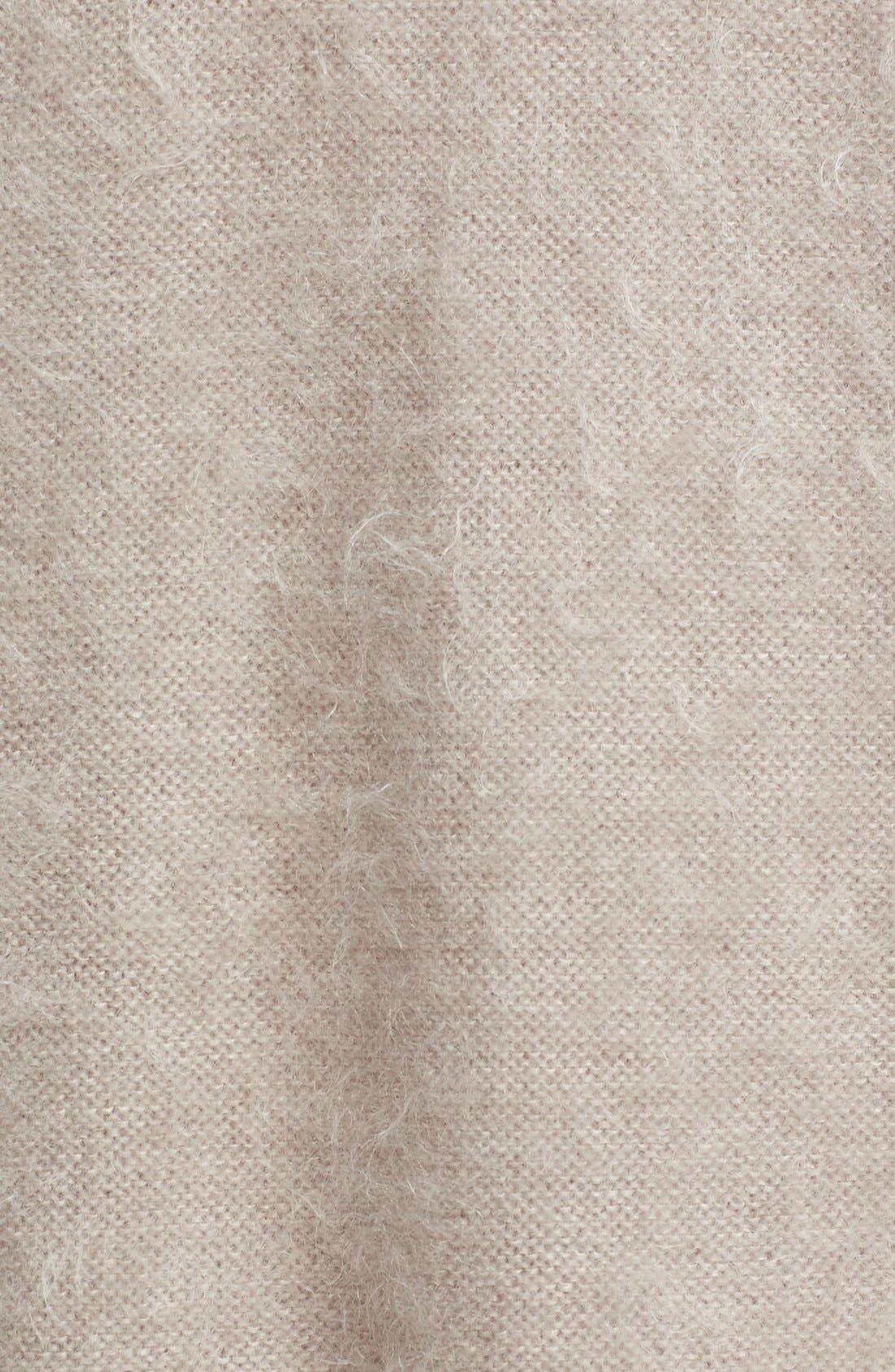 Alternate Image 3  - Eleventy Mohair & Silk Sweater Dress