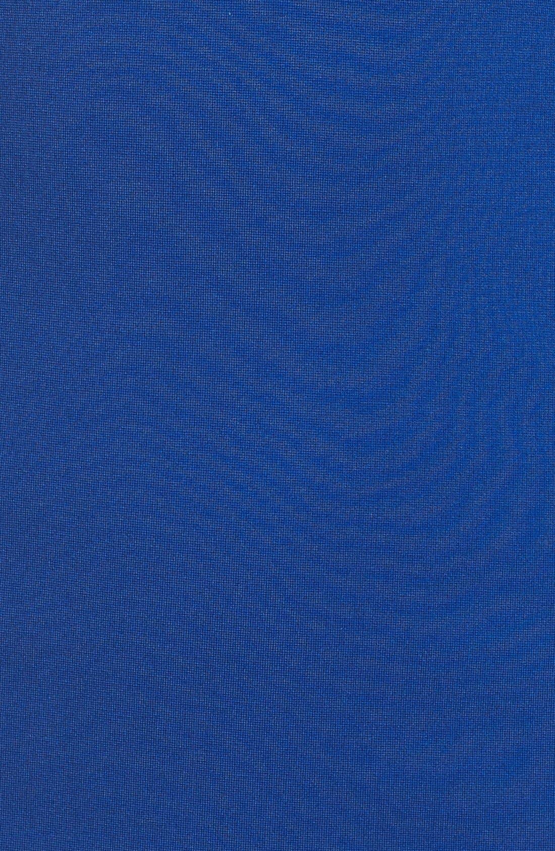 Alternate Image 5  - Felicity & Coco V-Neck Ponte Knit Midi Sheath Dress (Regular & Petite) (Nordstrom Exclusive)