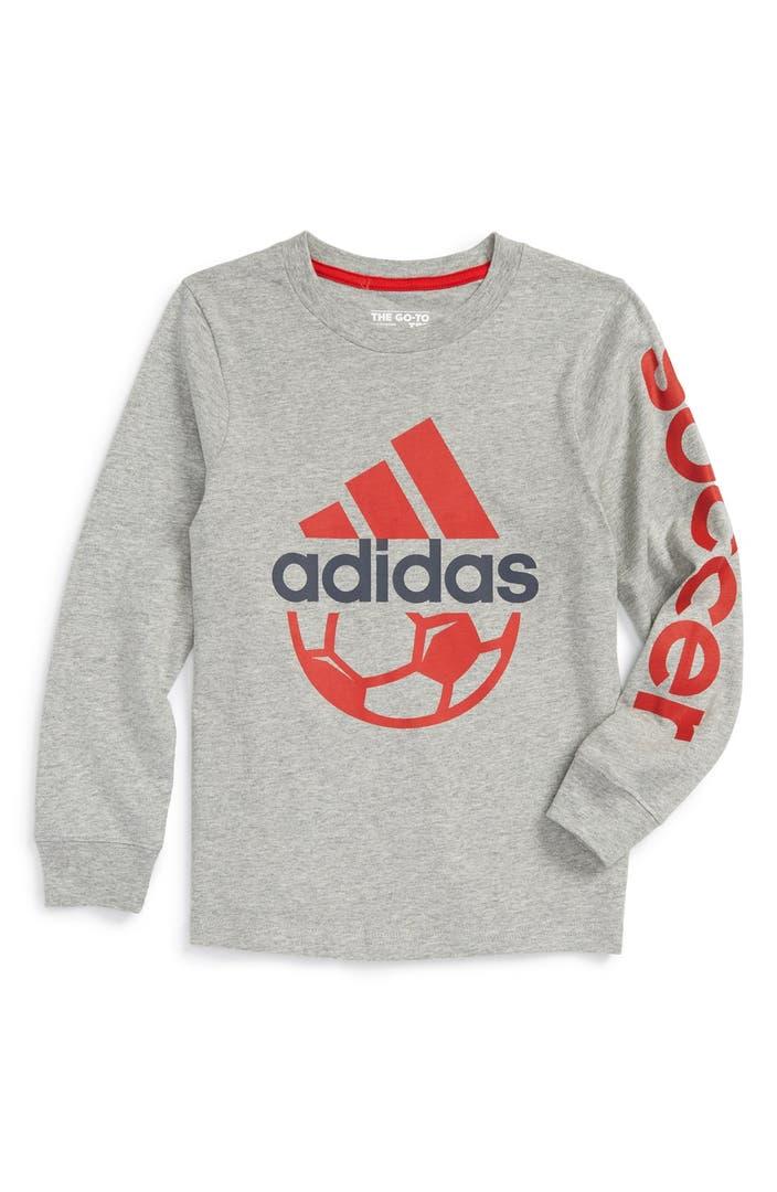 adidas Graphic T-Shirt (Toddler Boys & Little Boys ...