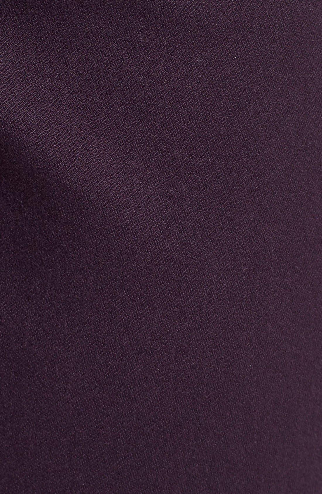 Alternate Image 5  - NYDJ Alina Colored Stretch Skinny Jeans (Regular & Petite)