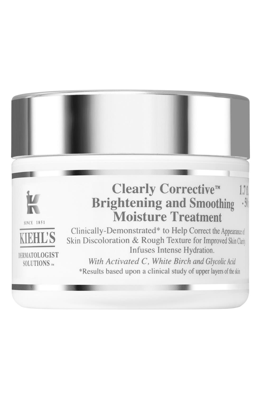 Kiehl's Since 1851 Clearly Corrective™ Brightening and Smoothing Treatment