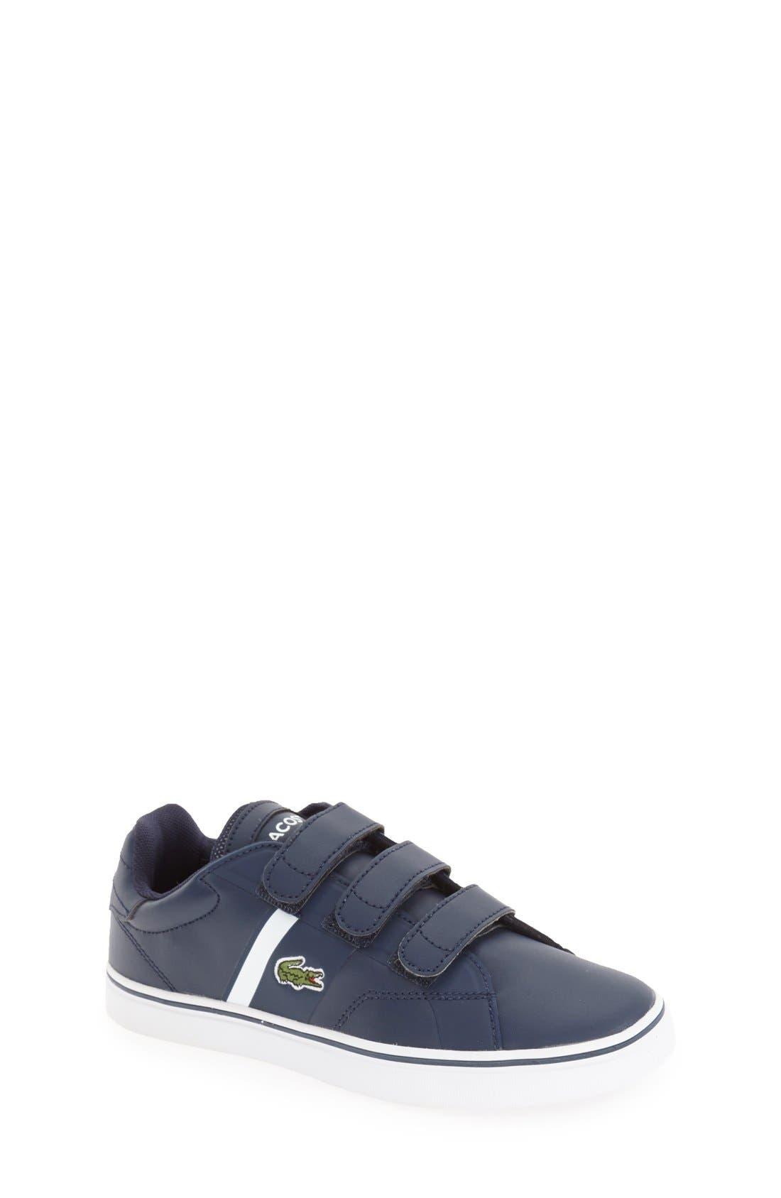 Lacoste 'Fairlead' Sneaker (Toddler & Little Kid)