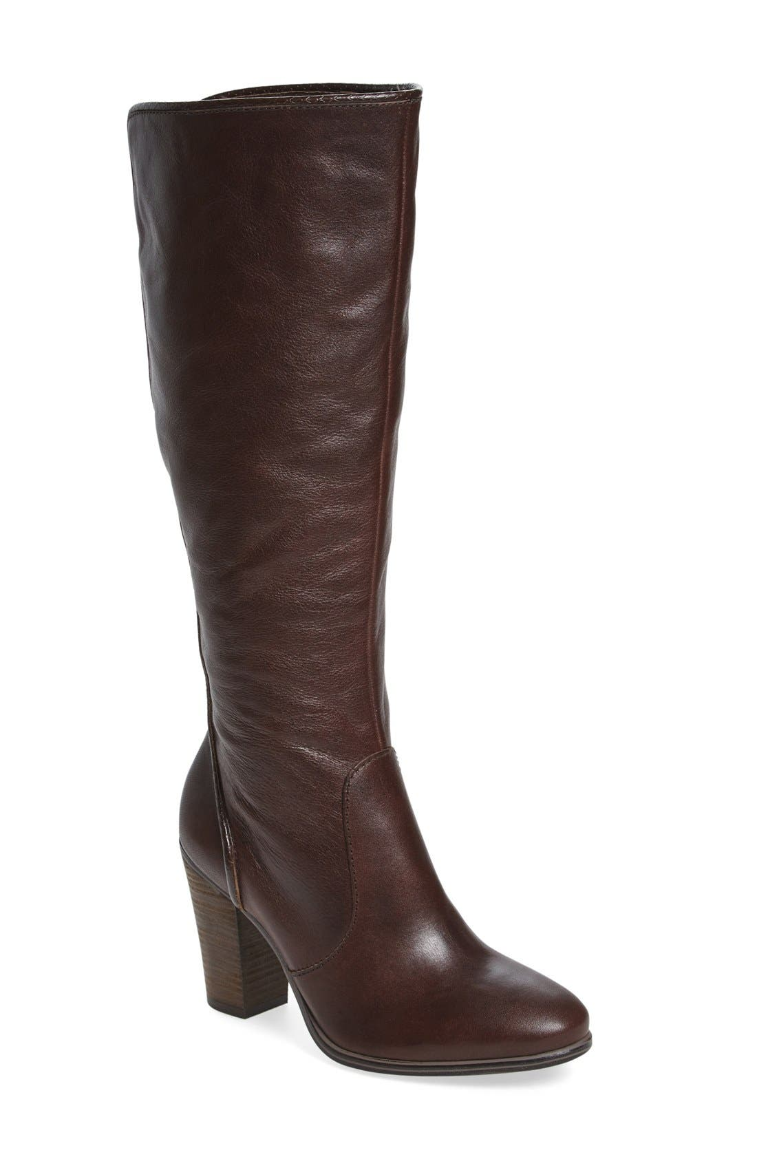 Alternate Image 1 Selected - Vince Camuto Framina Knee High Boot (Women)