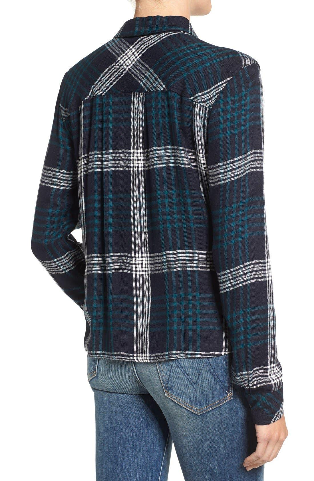 Alternate Image 2  - Rails 'Dylan' Plaid Shirt