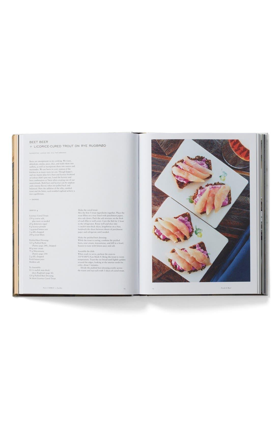 Alternate Image 3  - 'Food & Beer' Book