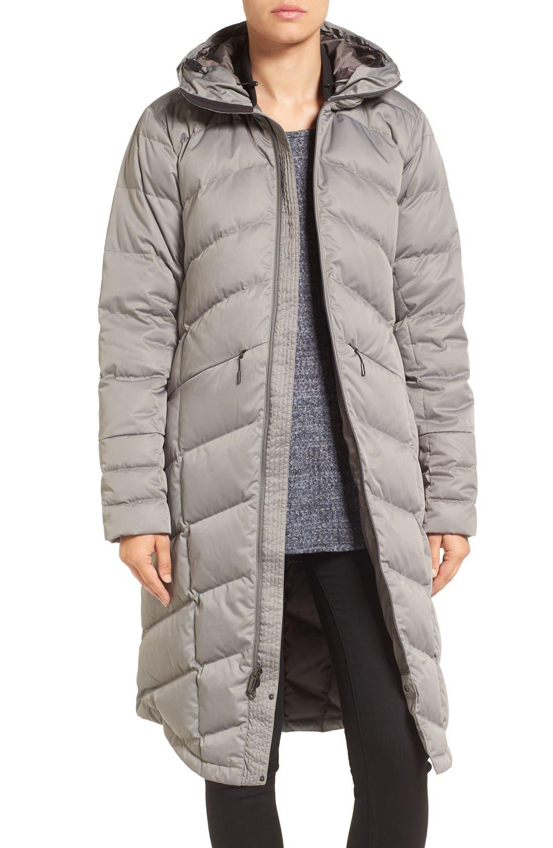 Nau Oblique Down Trench Coat