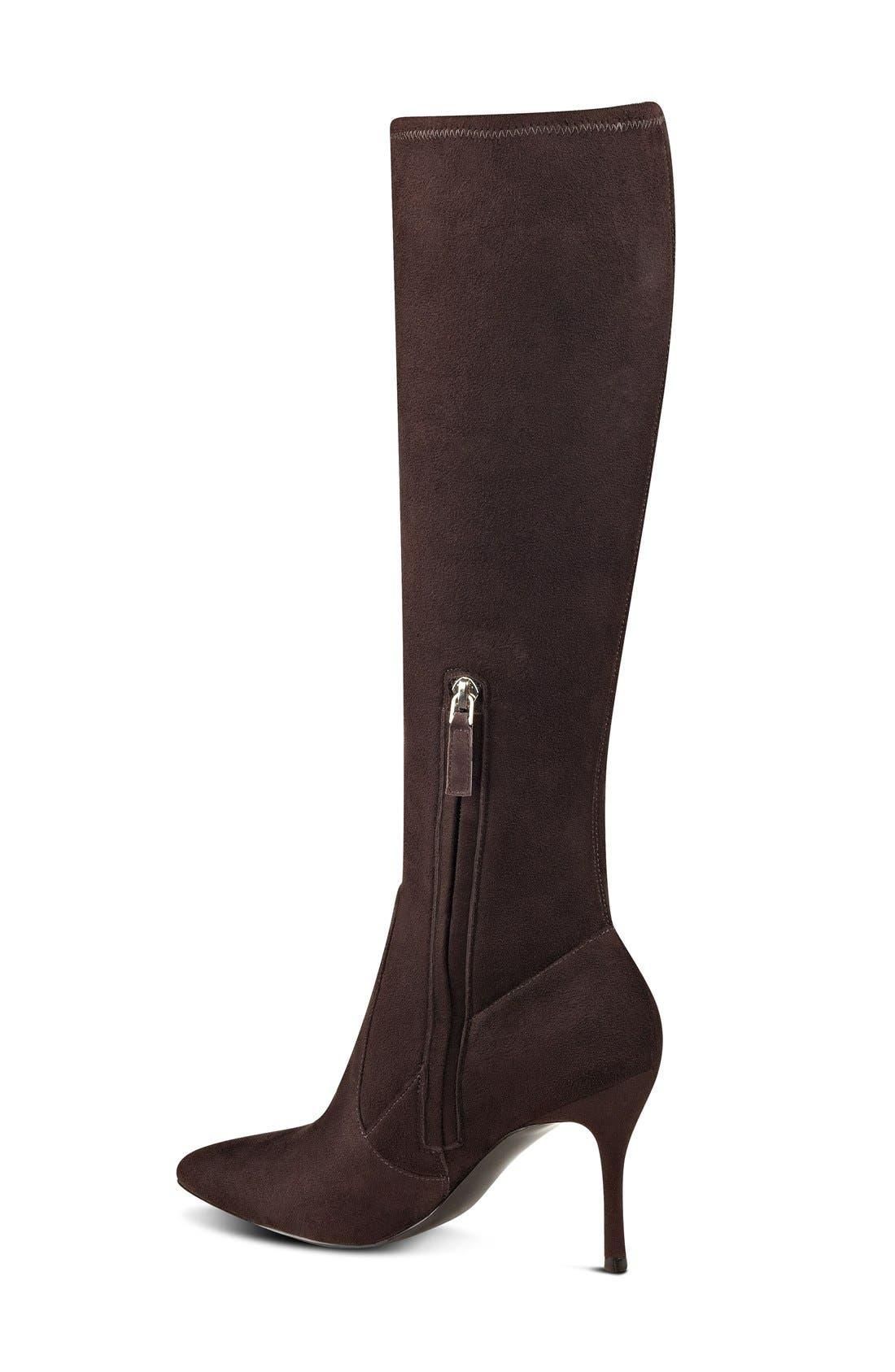Alternate Image 2  - Nine West 'Calla' Knee-High Boot (Women)