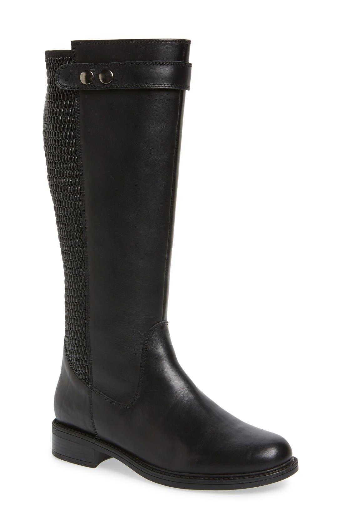 David Tate 'Avery' Knee High Boot (Women)