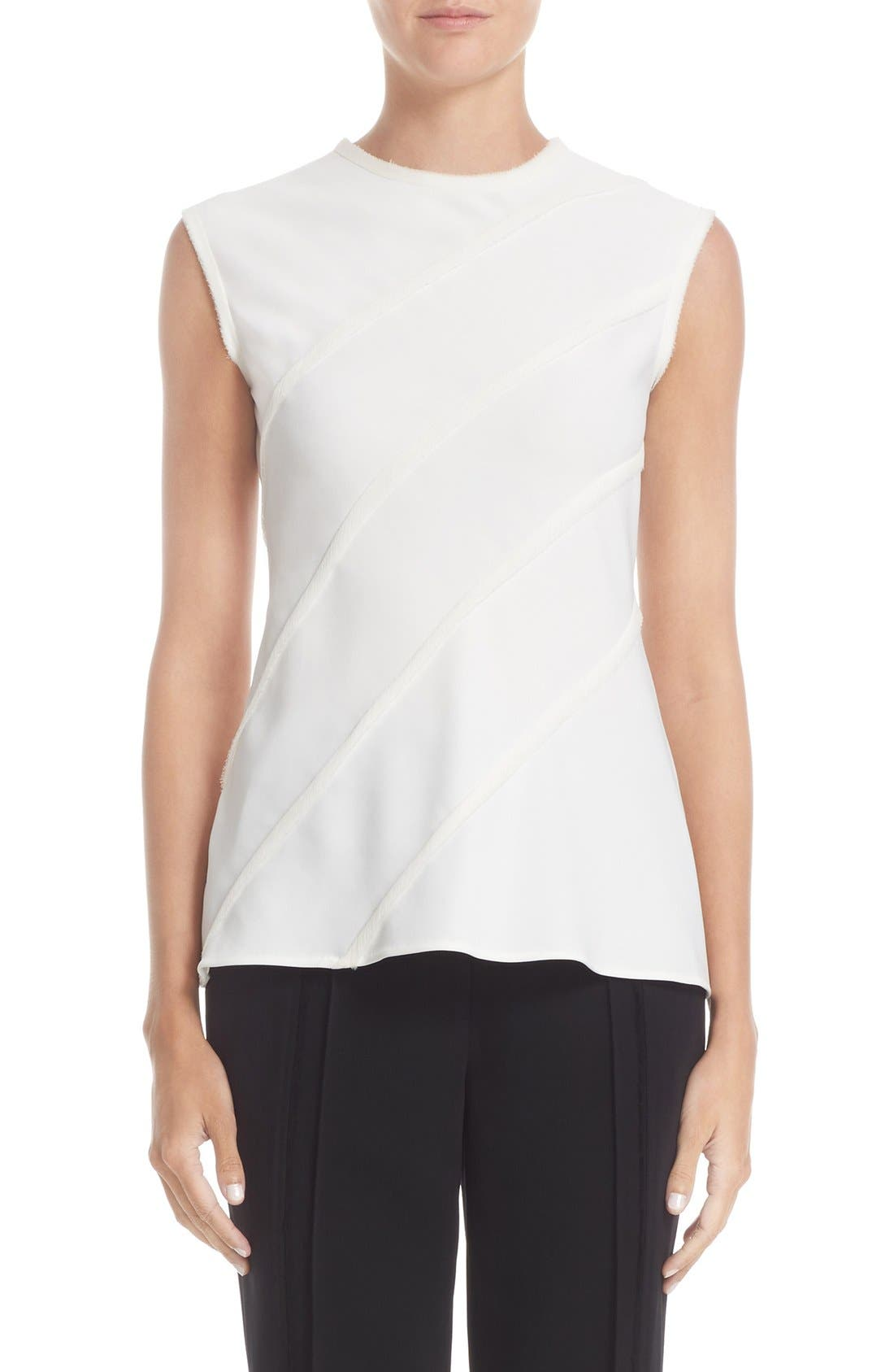 JASON WU Stretch Cady Top