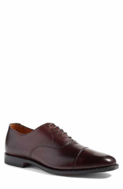 Allen Edmonds 'Exchange Place' Cap Toe Oxford (Men)
