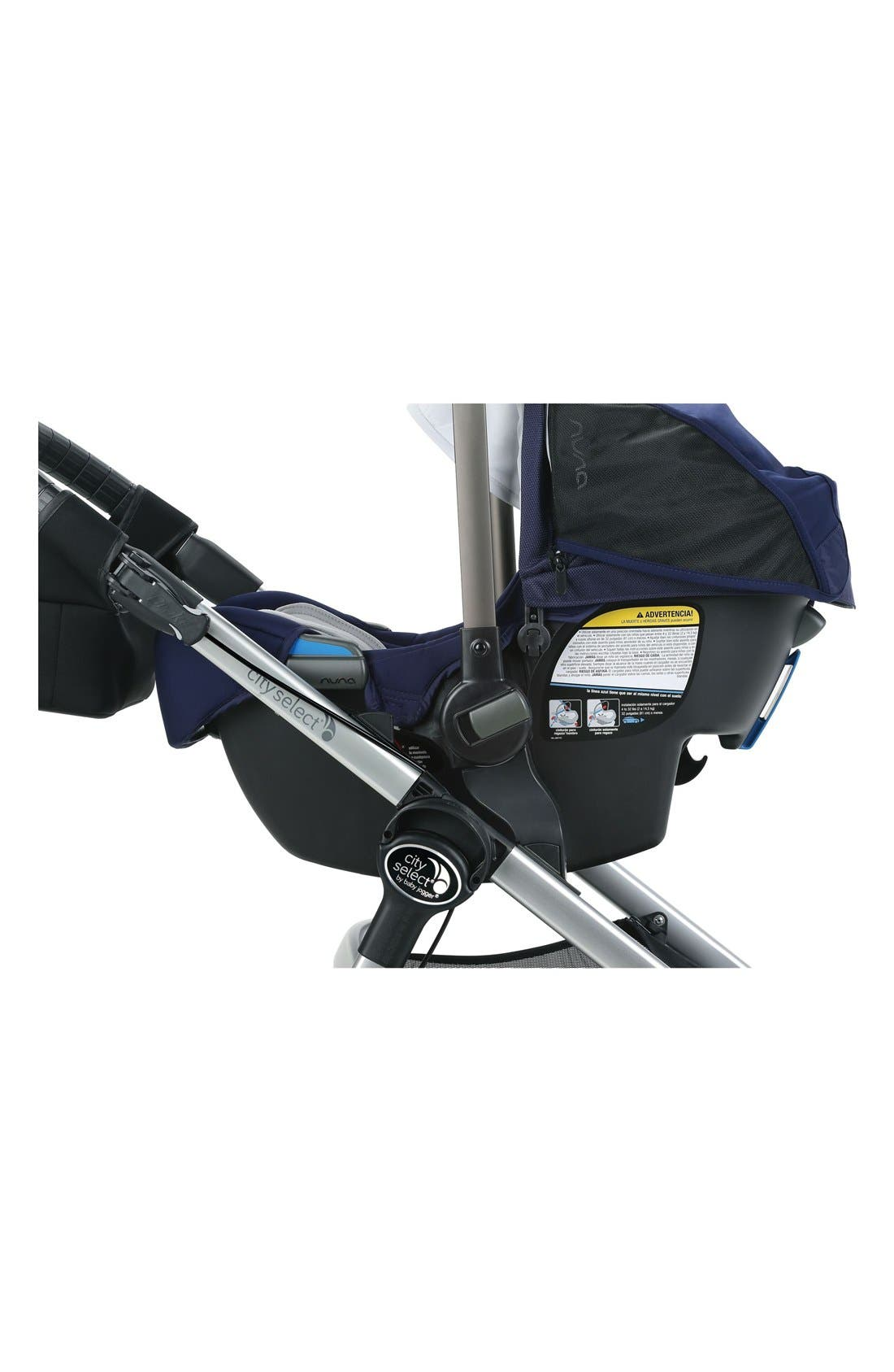 Baby Jogger Single City Select®/City Premier® Stroller to nuna PIPA™ Car Seat Adapter