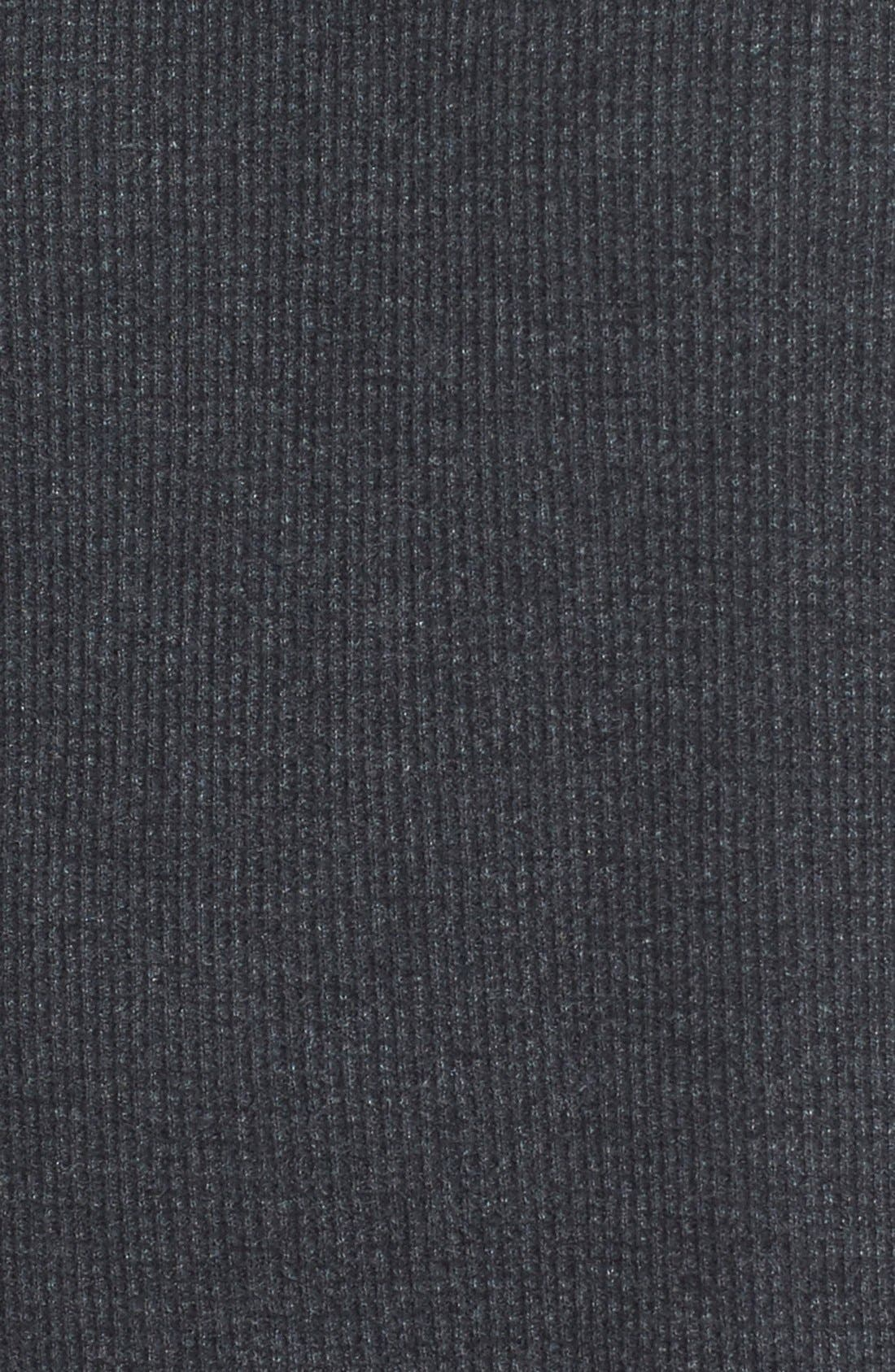 Alternate Image 5  - Obey Eva Long Sleeve Thermal Tee