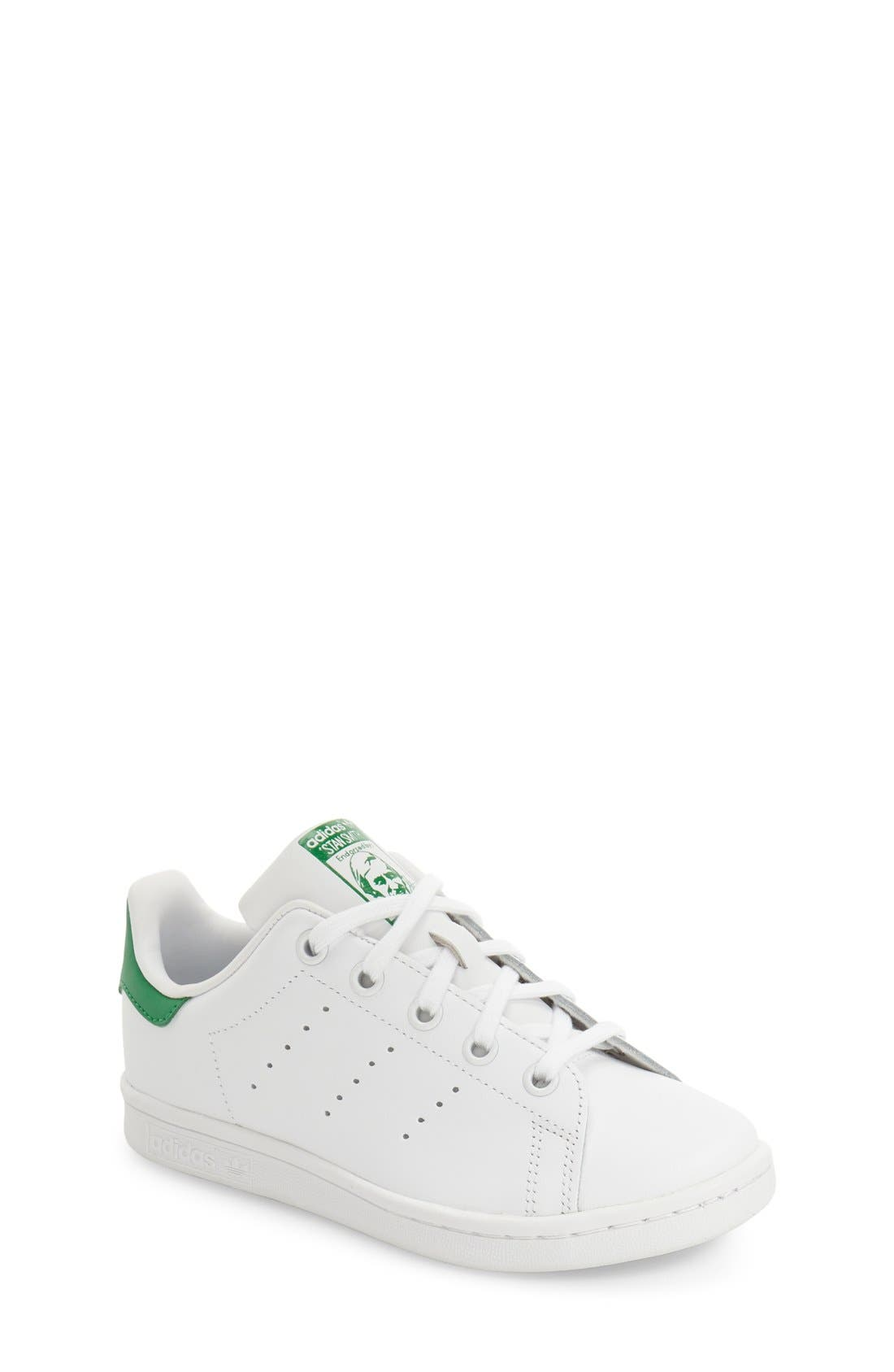 adidas Stan Smith Foundation Sneaker (Toddler & Little Kid)