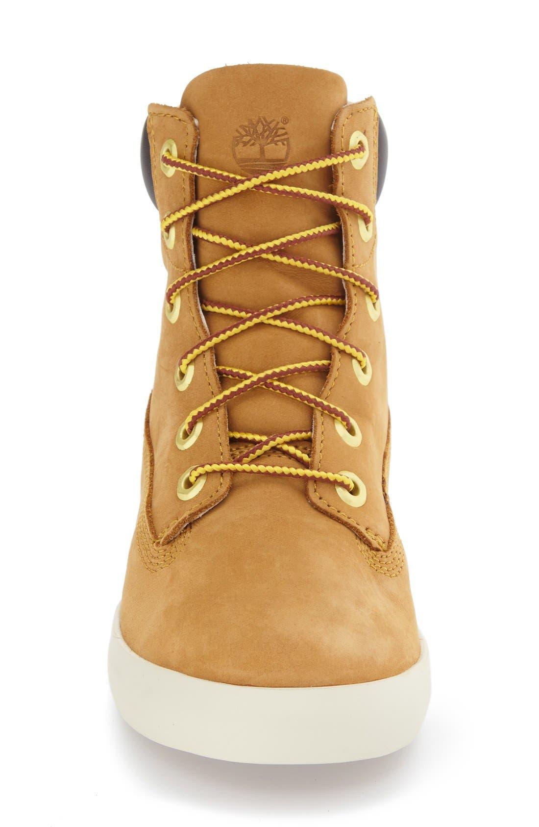 Alternate Image 3  - Timberland Flannery Hidden Wedge Lug Boot (Women)