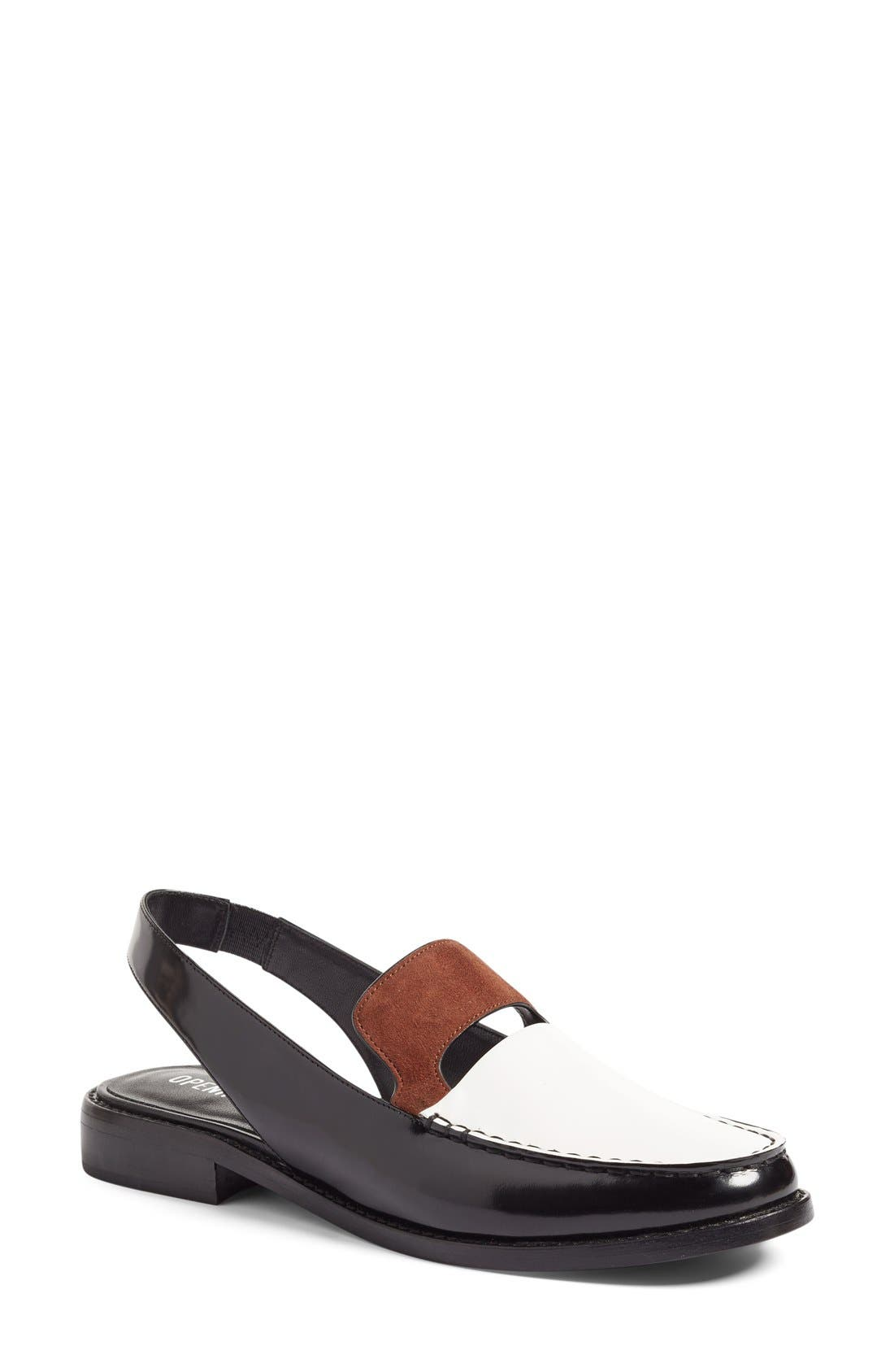 OPENING CEREMONY Bettsy Slingback Loafer