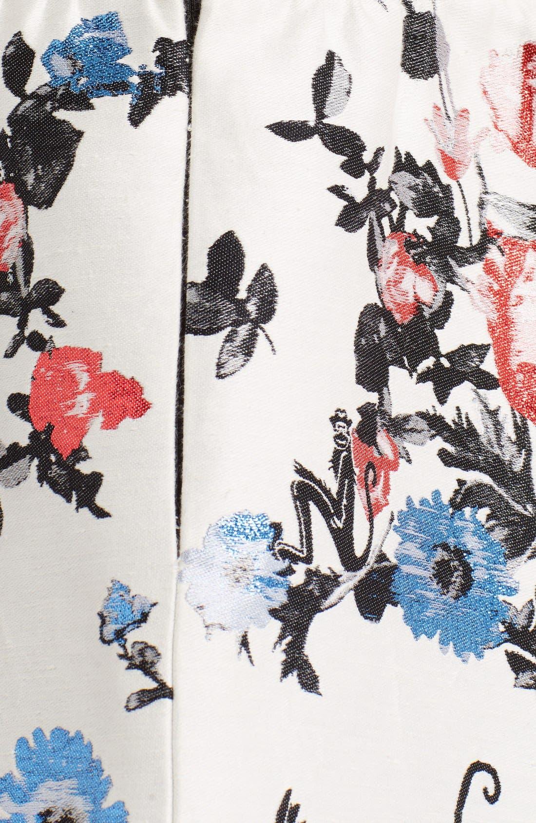 Alternate Image 3  - Valentino Enchanted Jungle Brocade Dress