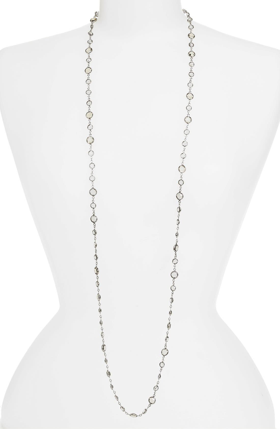 Main Image - Cristabelle Station Necklace