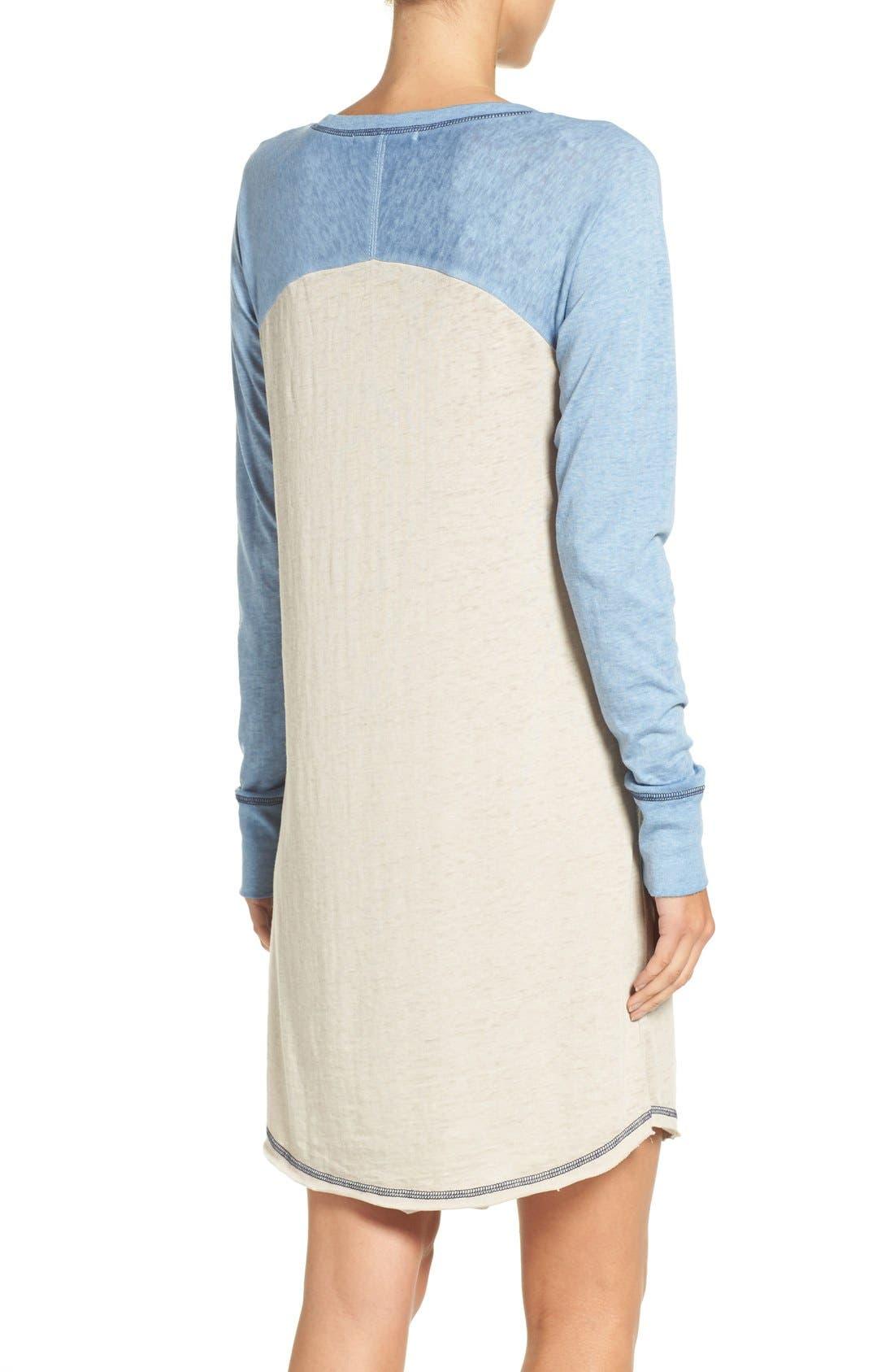 Alternate Image 2  - Retrospective Co Burnout Sleep Shirt