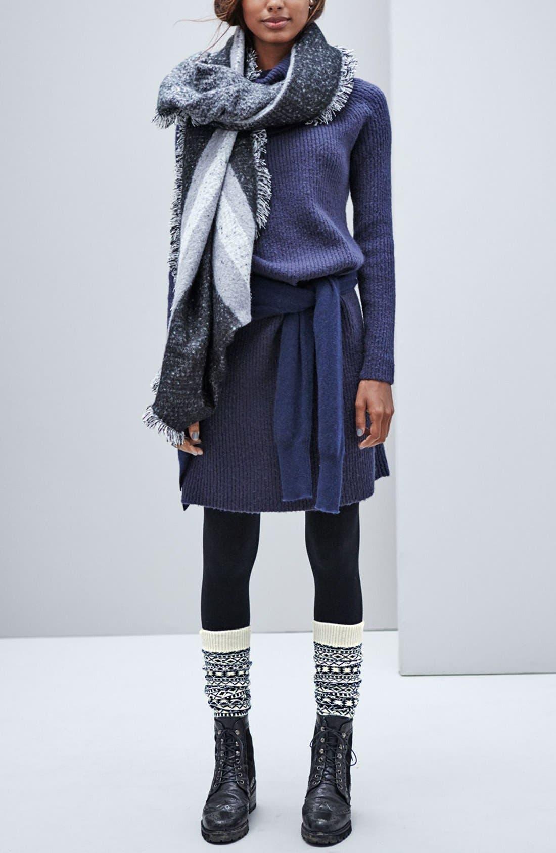 Alternate Image 2  - Donna Karan 'Luxe Layer' Tights