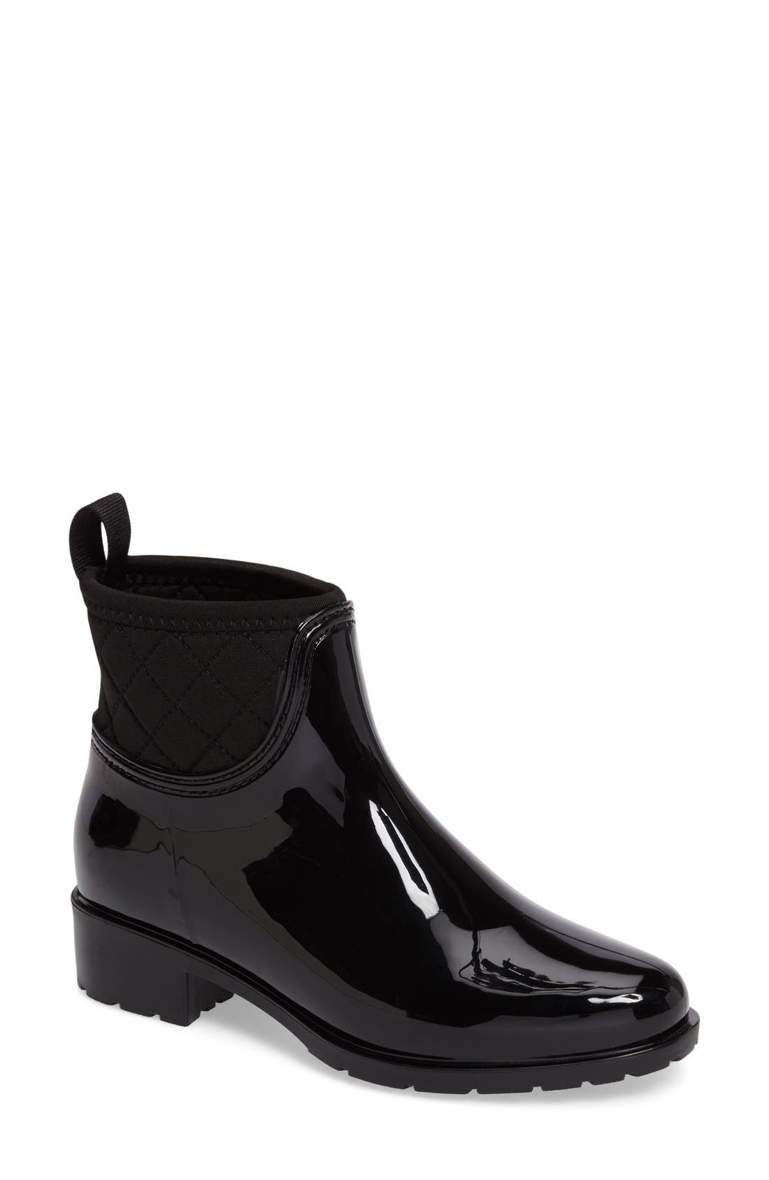 däv Parma Quilted Waterproof Bootie (Women)