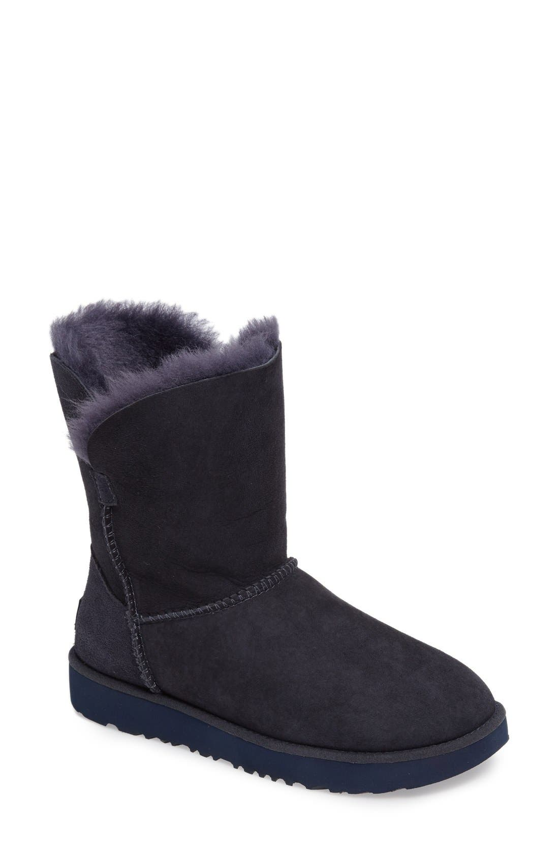 Alternate Image 1 Selected - UGG® Classic Cuff Short Boot (Women)