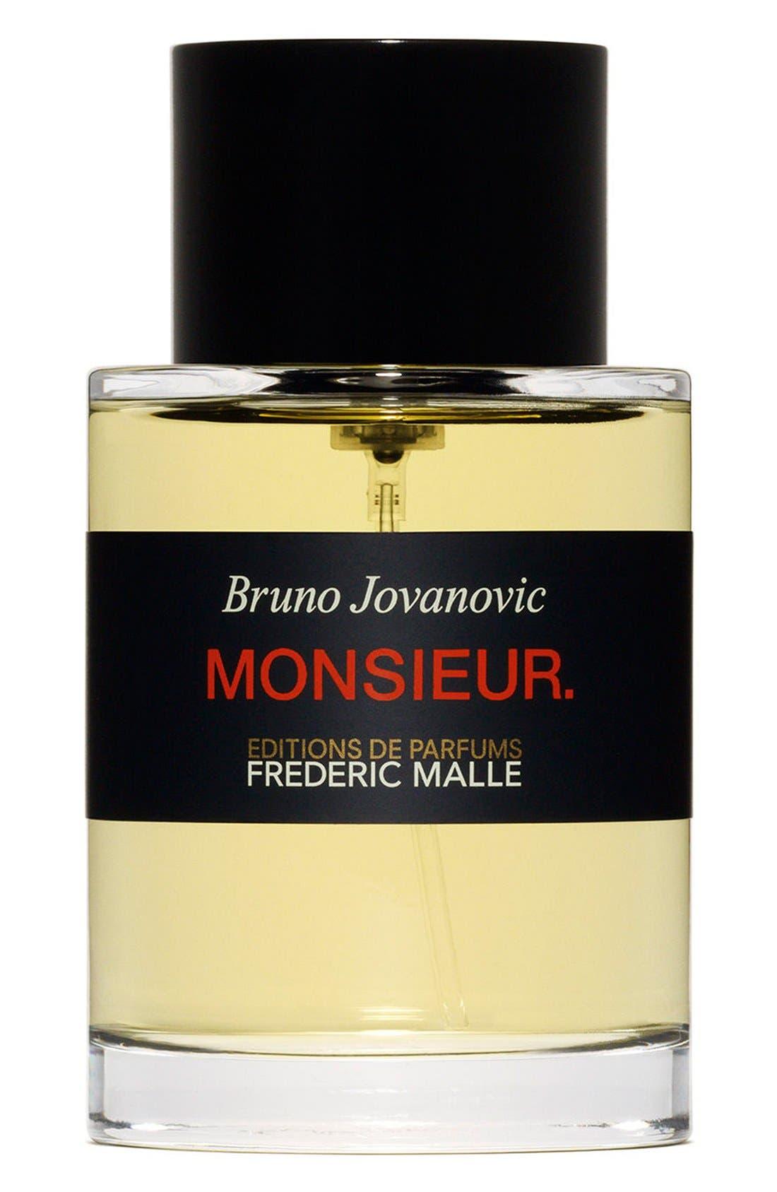 Editions de Parfums Frédéric Malle Monsieur Fragrance Spray