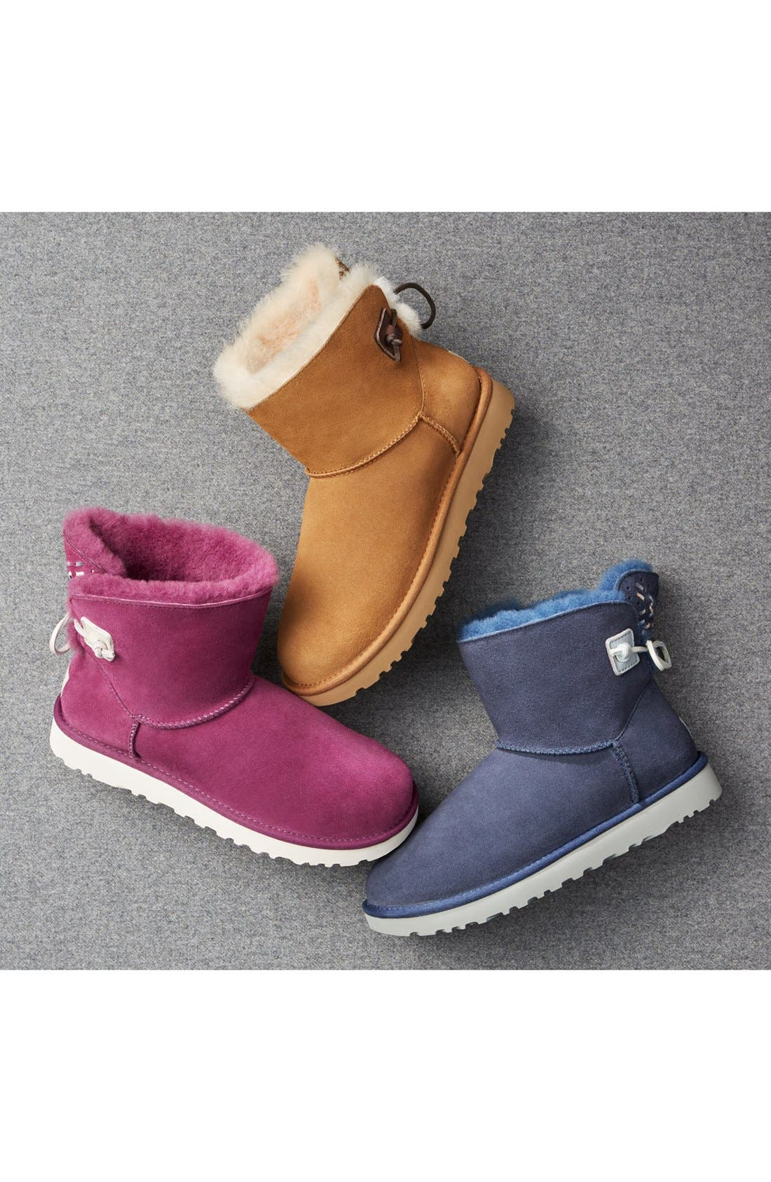 Alternate Image 5  - UGG® Adoria - Tehuano Short Boot (Women)