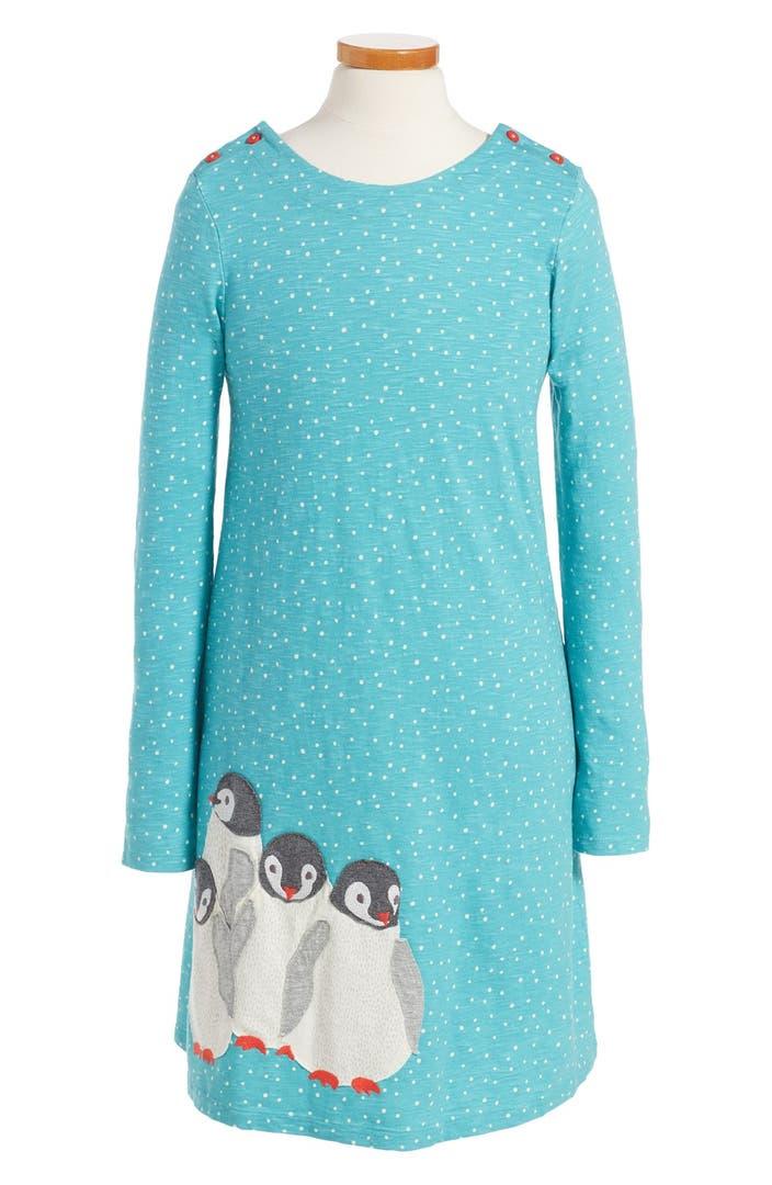 Mini boden snowy friends dress toddler girls little for Shop mini boden