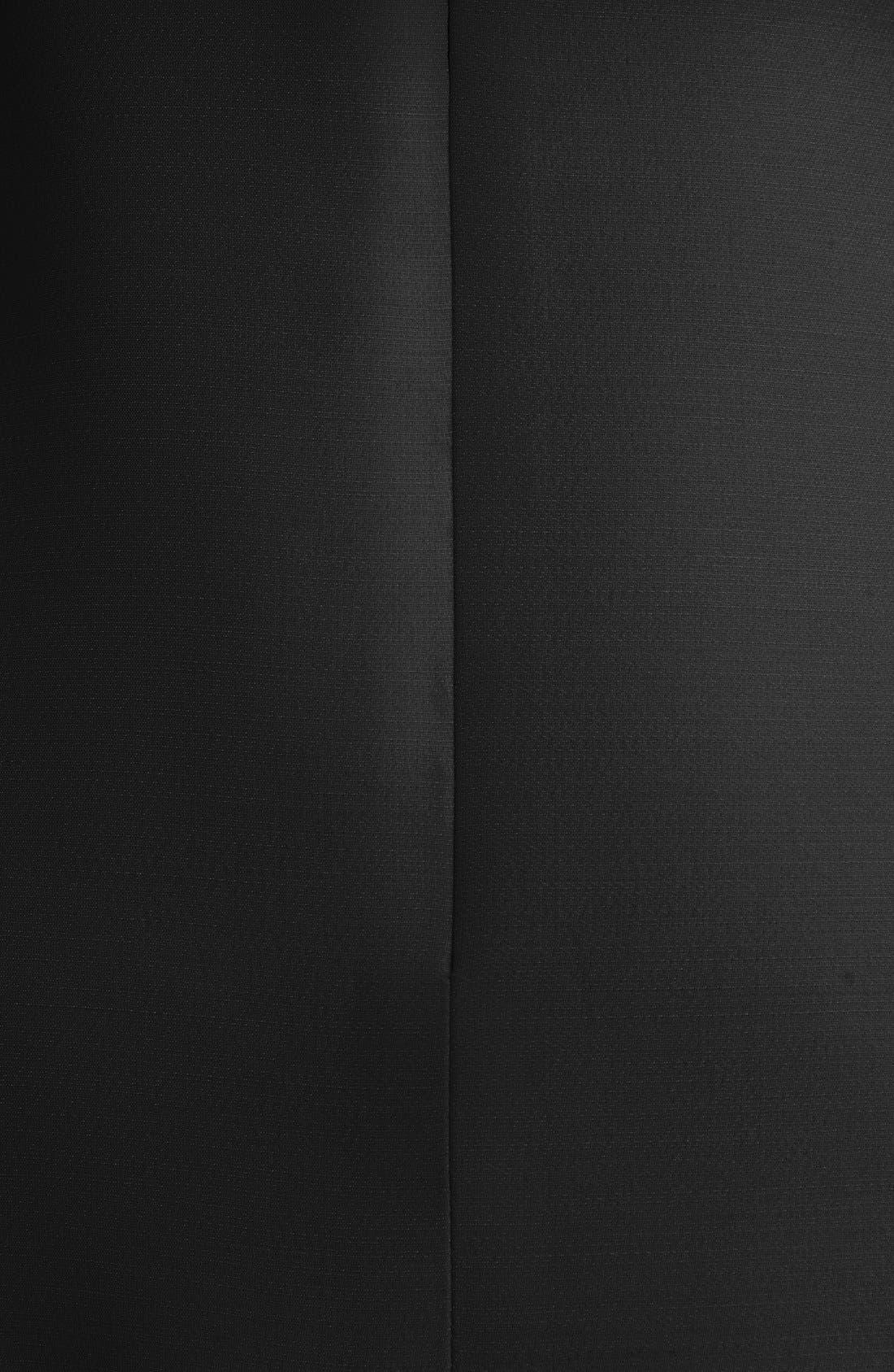 Alternate Image 3  - Valentino Flutter Hem Off the Shoulder Dress