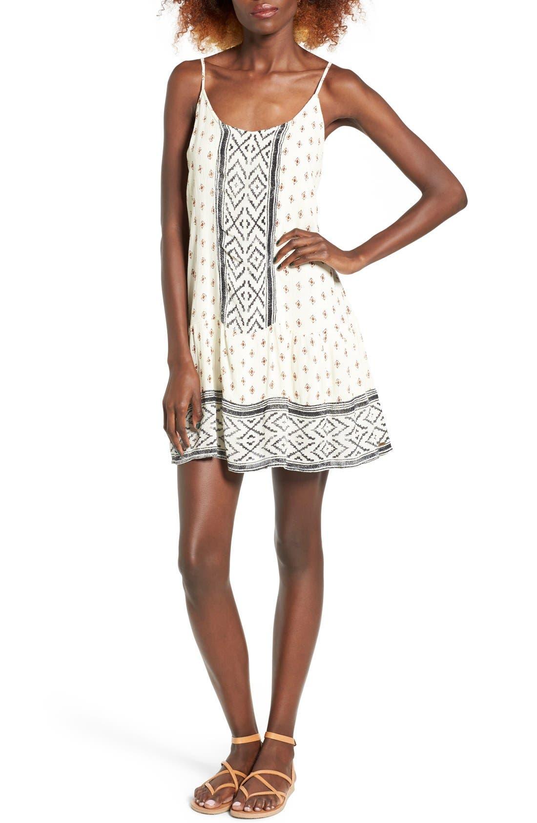 Alternate Image 1 Selected - O'Neill Minni Print Dress