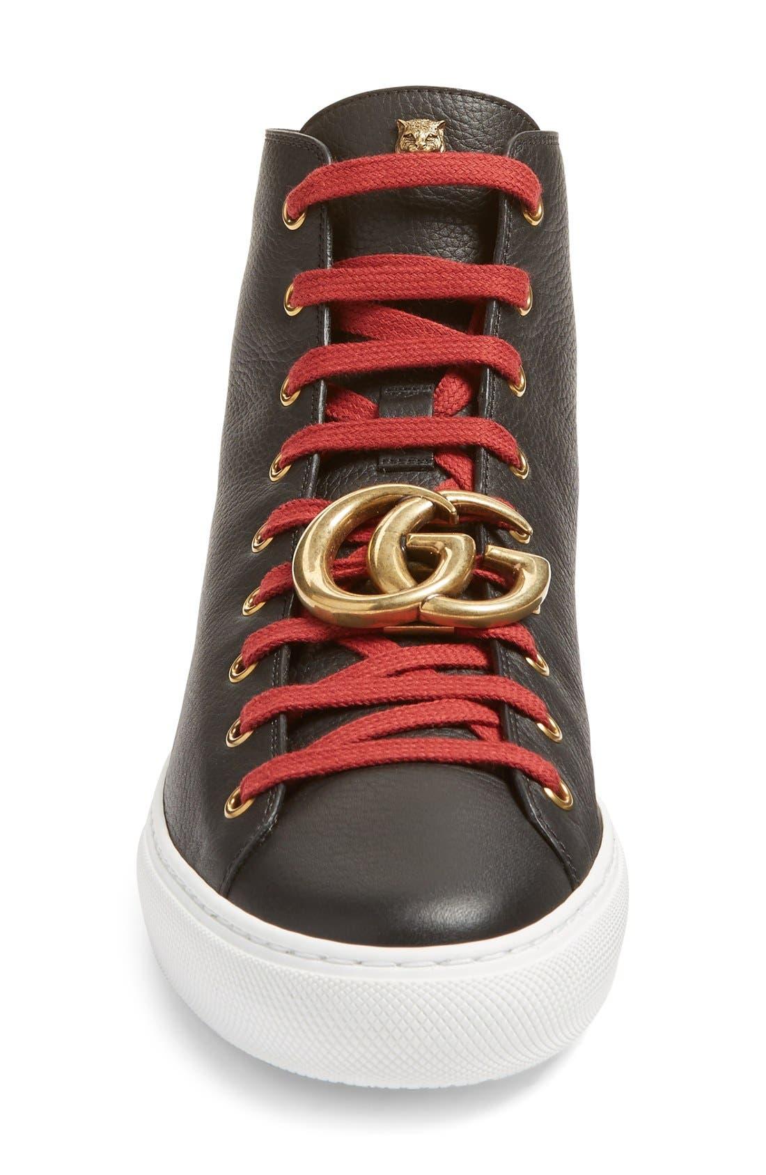 Alternate Image 3  - Gucci Major High Top Sneaker (Men)