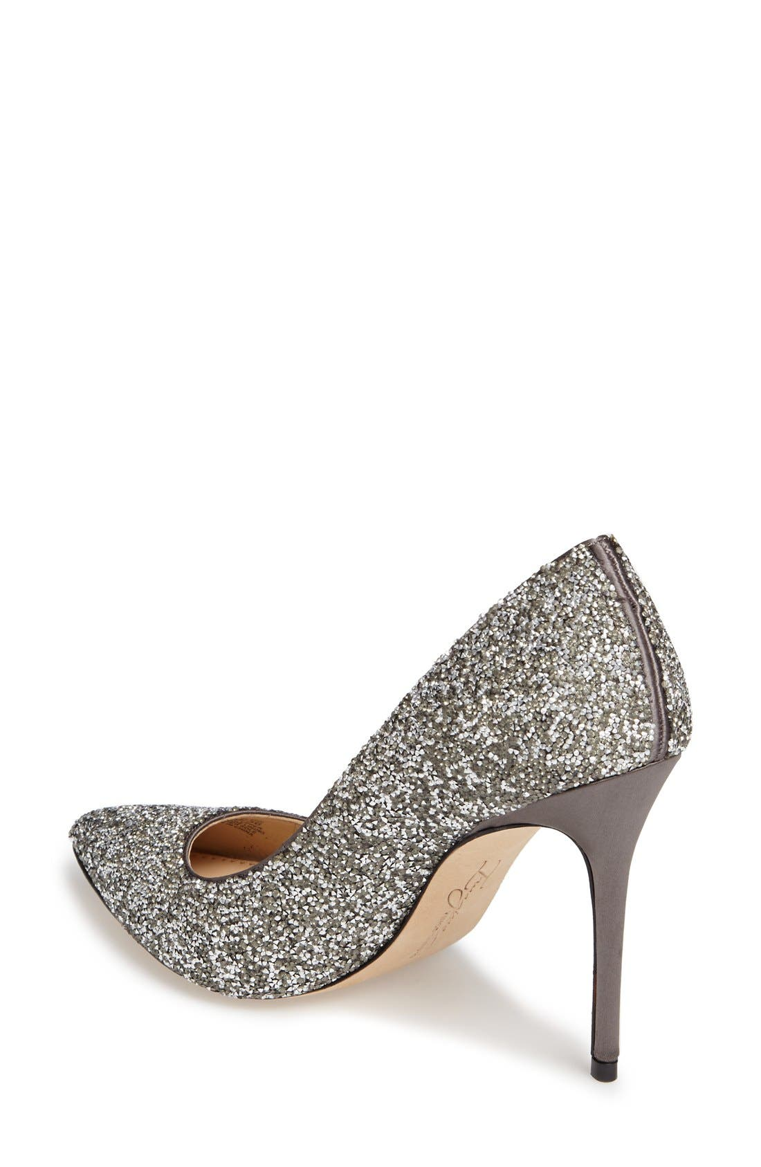 Alternate Image 2  - Imagine by Vince Camuto 'Olson' Crystal Embellished Pump (Women)
