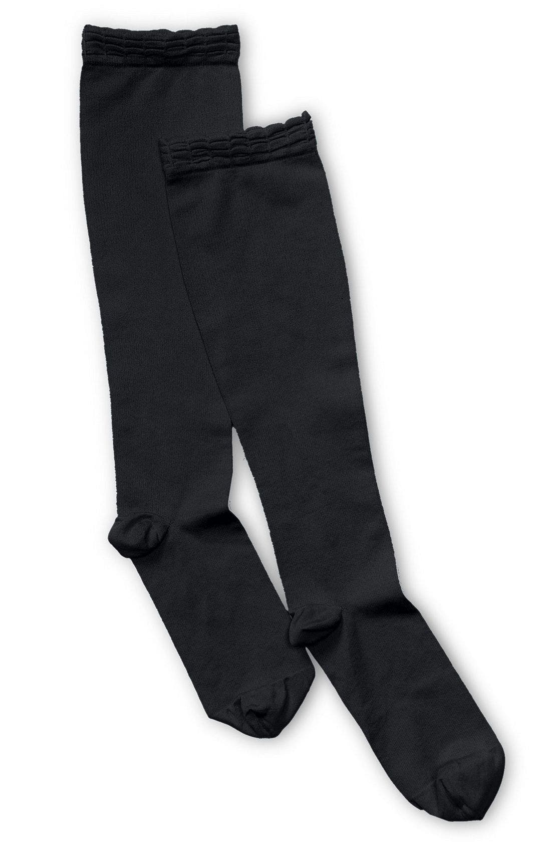 Alternate Image 1 Selected - Nordstrom Compression Trouser Socks