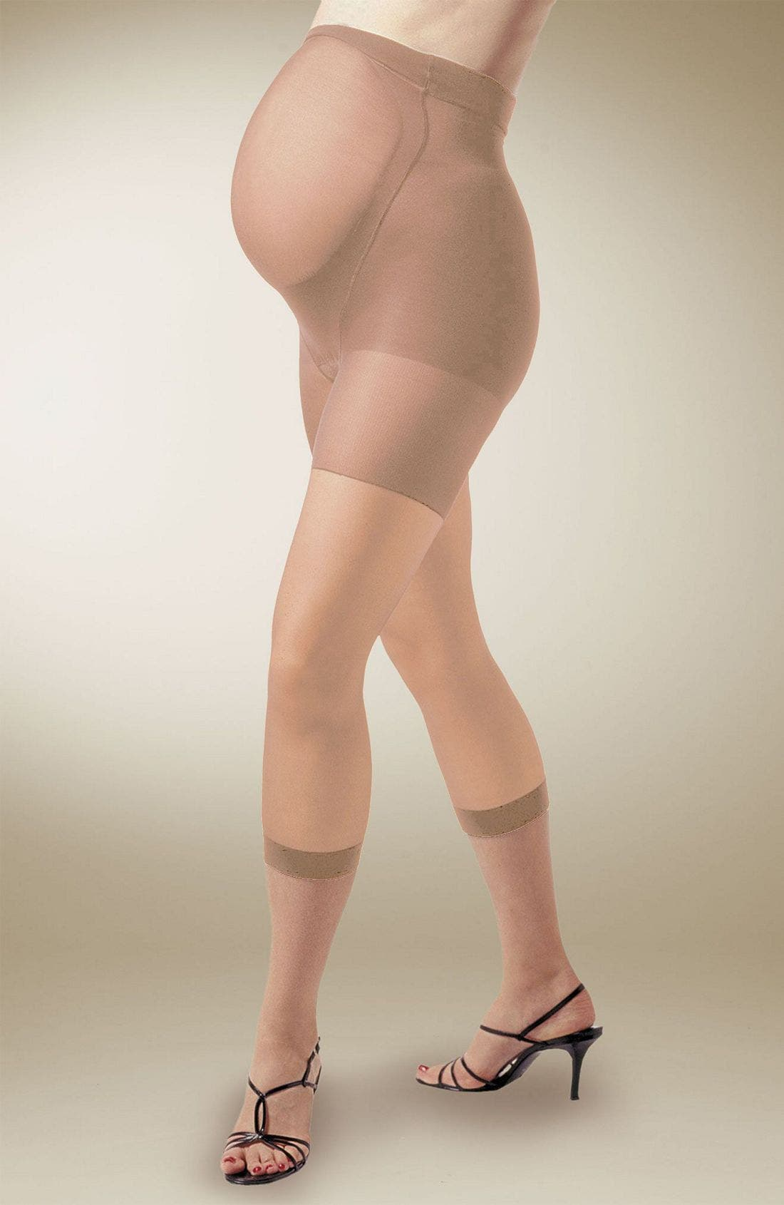 Alternate Image 1 Selected - SPANX® 'Mama' Footless Maternity Pantyhose