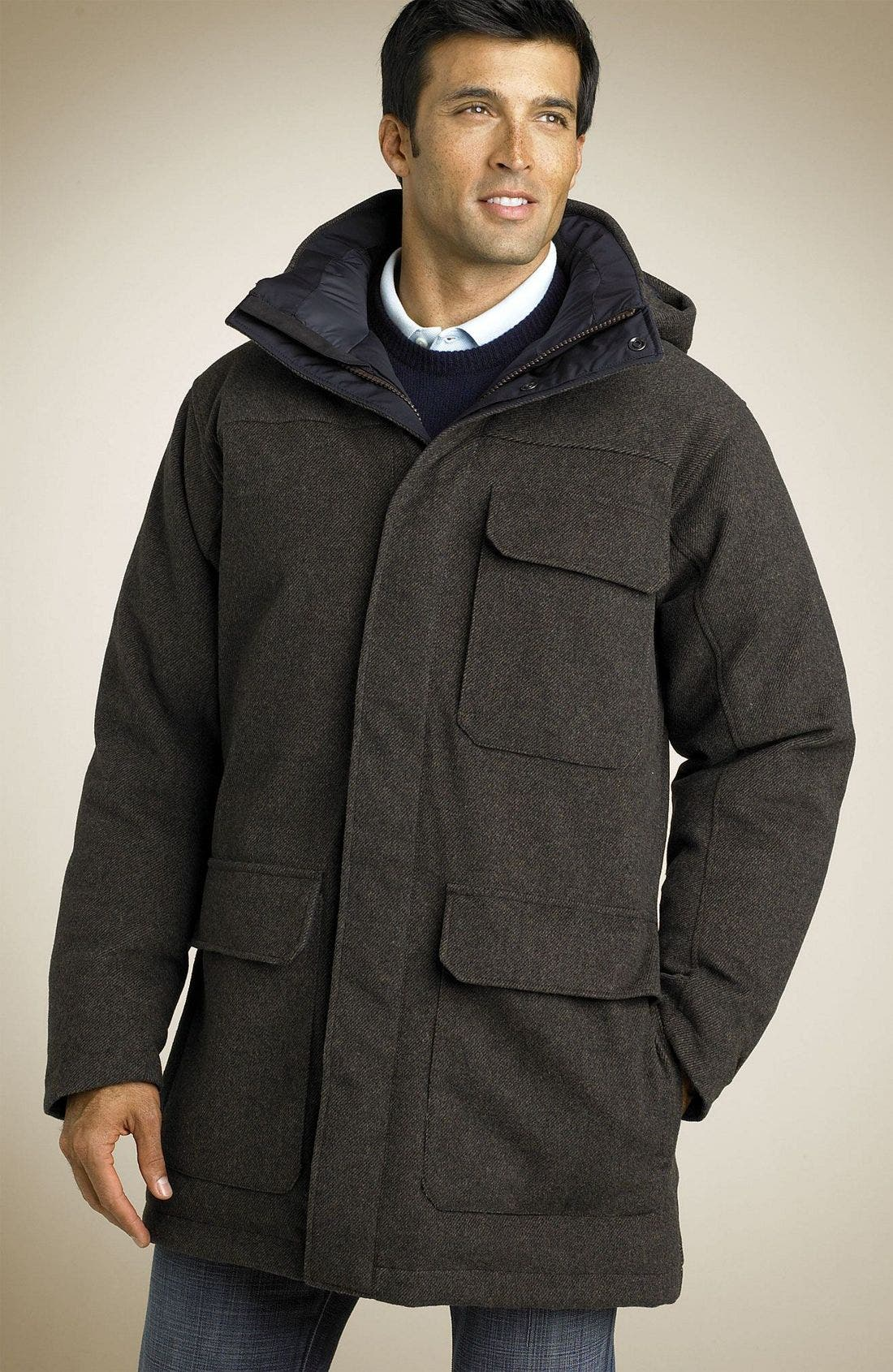 Alternate Image 1 Selected - The North Face 485 Collection 'Tellurium' Tweed Jacket
