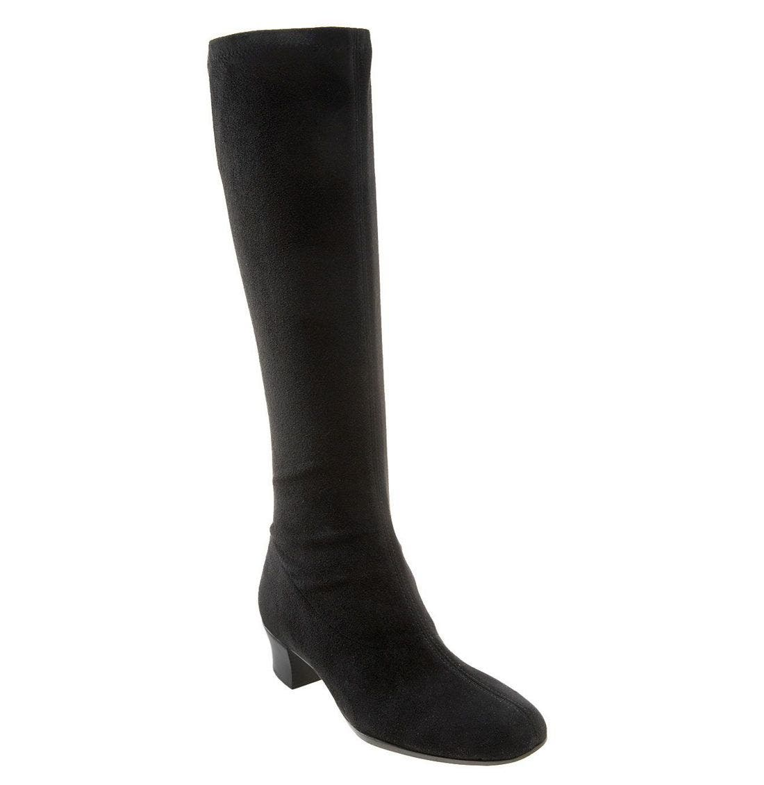 Alternate Image 1 Selected - Munro 'Samantha' Tall Stretch Boot